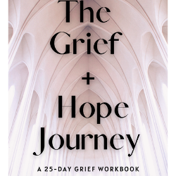 The Grief Plus Hope Journey Workbook $15